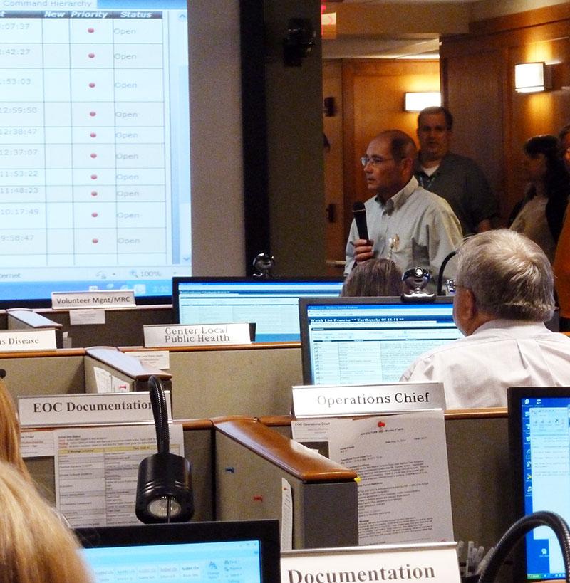 Arkansas Emergency Manager Exercise Training